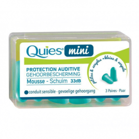 QUIES mini para oídos sensibles