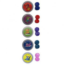 Tapones de silicona Putty Buddies